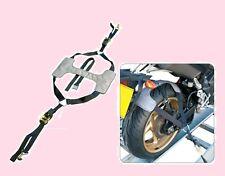 TIEFIX Motorcycle Trailer Van Transport  Tyre Tie Down Ratchet Restraint System