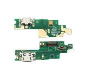 1 FLAT FLEX DOCK CARICA CONNETTORE RICARICA +MICROFONO PER XIAOMI REDMI 4X (5.0)