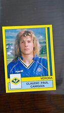 Claudio Cannigia novato-panini calciatori 1988-89 - Perfecto Estado