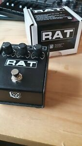 Pro Co Rat Distortion/Overdrive Pedal