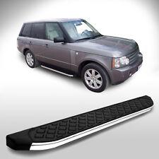 Marchepied pour Range Rover Sport /à partir de 2013 Mod/èle Hitit en Chrome avec T/ÜV et ABE