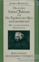 Das Leben Samuel Johnsons: Boswell, James