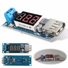 DC-DC 4.5-40V Step-down LED Voltmeter USB Buck Voltage Converter Module 5V/2A