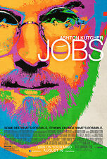 STEVE JOBS POSTER ASHTON KUTCHER APPLE IPHONE IPAD