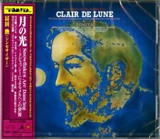 ISAO TOMITA-CLAIR DE LUNE (DEBUSSY WORKS)-JAPAN CD D73