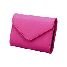 Fashion Women's Clutch Soft Wallet  RFID Blocking Pocket Holder Credit Card Case