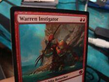 Warren Instigator FOIL x1 From Duel Deck Free Shipping Canada
