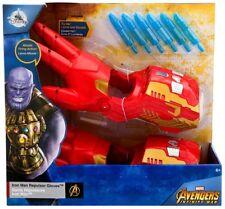 Marvel Avengers: Infinity War Iron Man Repulsor Gloves Exclusive Roleplay Set