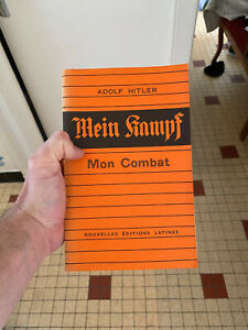 MEIN KAMPF Adolf HITLER Nouvelles Editions Latines TRADUCTION INTEGRALE
