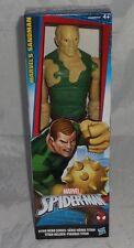 """Marvel Sandman TITAN Hero Series 12"""" Action Figure Age 4"""