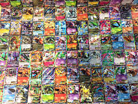 POKEMON 5 EX GX TCG CARDS LOT: ALL EX GX MEGA EX & ULTRA RARE CARDS!