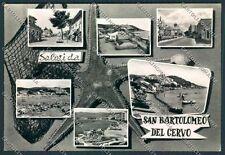 Imperia San Bartolomeo Cervo Foto FG cartolina C9096 SZA