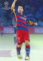 2015-16 Topps UEFA Champions League Showcase Base Card Blue Parallel (101-200)