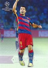 2015-16 Topps UEFA Champions League Showcase Base Card Blue Parallel (101-200)