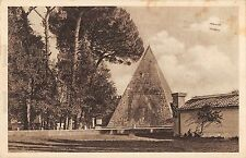 BG34588 piramide di caro cestio    roma italy