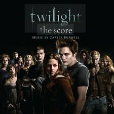Carter Burwell twilight (score, 2008)