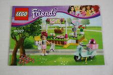 Lego Friends Set 41027 Limonadenstand komplett mit Bauanleitung