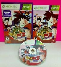 DragonBall Dragon Ball Z For Kinect - Microsoft Xbox 360 Complete Game Tested