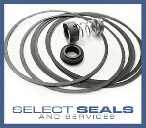 Grundfos CH2 Pump & CH4 30 CH2-50 985164 CVBE/V Mechanical Seal & 10  Gaskets