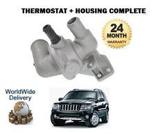 Para Jeep Cherokee kJ 2.5 Td 2.8 td disfrutar Enr 2001 -- > Nuevo Termostato + Carcasa