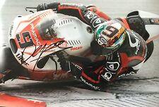 Danilo Petrucci  signed Moto GP 10x8 photo Image C UACC Registered Dealer