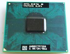SLGF6 Intel Core 2 Duo Mobile P7350 2GHz/3/1066MHz Socket P Processor