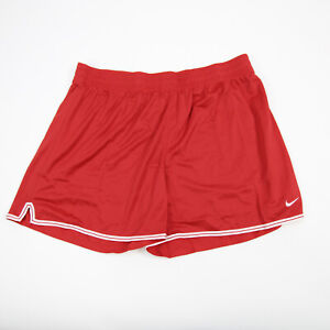 Ohio State Buckeyes Nike Dri-Fit Athletic Shorts Women's Red New with Tags