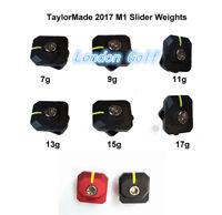 New 7g9g11g13g15g17g19g22g Sliding Movable Weight for TaylorMade M1 Driver UK