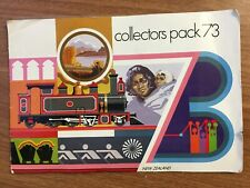 Stamp Collectors Pack 1973 New Zealand