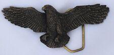 - Indiana Metal Craft 1979 Eagle Belt Buckle