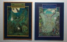 WILLIAM STOUT Hallucinations and Inspirations SC Fantasy Illustration Lot of 2