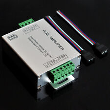 RGB AMPLIFIER Controller For 3528 5050 RGB LED Strip - Common anode DC 12V 12A