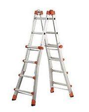 Scala a sfilo 9 9 scalini in alluminio Peppina gierre professionale
