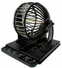 PowerTRC Bingo Machine Cage Game Set with Balls (Classic) Metal Cage with Tray