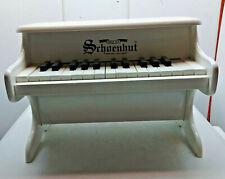 Schoenhut Kid Child Size 25-Key Mini White My First Piano