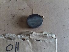 1958 1959 FORD FAIRLANE SKYLINER GALAXY ONE USED WIRE HOLE PLUG METAL COVER OEM