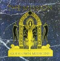 THE MISSION Gods Own Medicine CD 2007 + Bonustracks