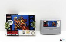Super Nintendo SNES Spiel - GODS - in BOX OVP
