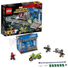 Lego 76082 Spiderman Super Heroes Marvel Figurines Bric Bloc Jeu De Construction