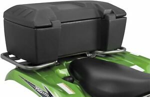 QuadBoss ATV Backrest Mounts to Rear Rack Suzuki 700 KingQuad 4x4 ATV All Years