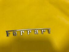 Ferrari  Emblem / Motif 61025000  New Original
