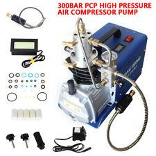 Elektrisch PCP Hochdruck Luftkompressor Pumpe 300Bar 4500PSI 30Mpa Pumpe
