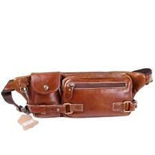 Man Waist Pack Man Hip Sack Hip Bag Man Belt Bag Man Bag Genuine Leather BLE1659