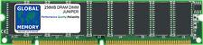 256MB DRAM DIMM Memoria RAM per Juniper flessibile PIC CONCENTRATO (mem-fpc-256)