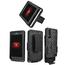 Motorola Droid 3 Shell Holster Combo with Kick Stand