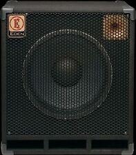 Eden D115-Xlt4 1 X 15 Bass Speaker Cabinet Cabinet -NEW