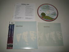 Free / Highway (Island/uicy-93845) Japan Cardboard CD+OBI Album