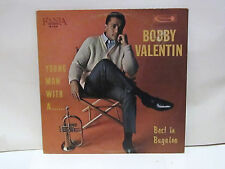 BOBBY VALENTIN -Young Man with a Horn..~ FANIA 7225 {nm} >Batman Boogaloo ->RARE