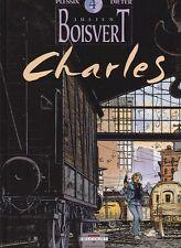 PLESSIX. Julien Boisvert 4. Charles. Delcourt 1995