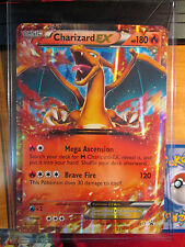 NM JUMBO Pokemon CHARIZARD EX Card BLACK STAR Promo XY17 Set OVERSIZED Big Large